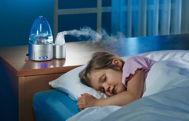 Спальня и детская – особые комнаты, в которых должно быть достаточно свежо и влажно