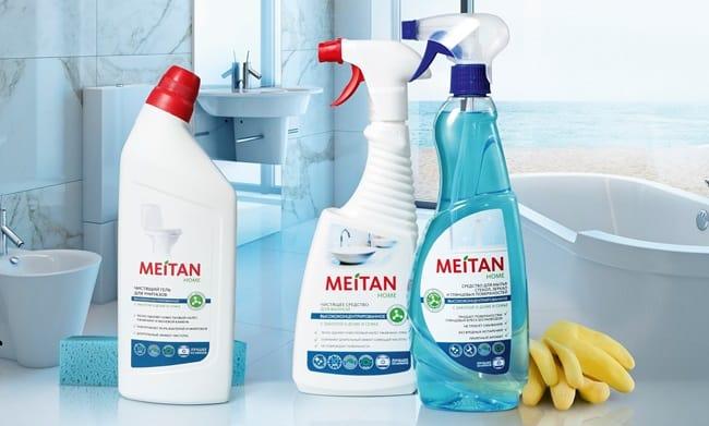 Высококонцентрированный препарат для мытья гладких поверхностей от израильского производителя