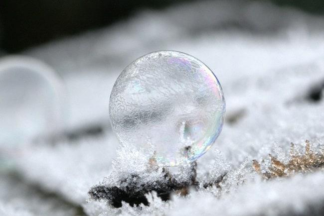 Кристальный шар заставит удивиться не только детей, но и взрослых