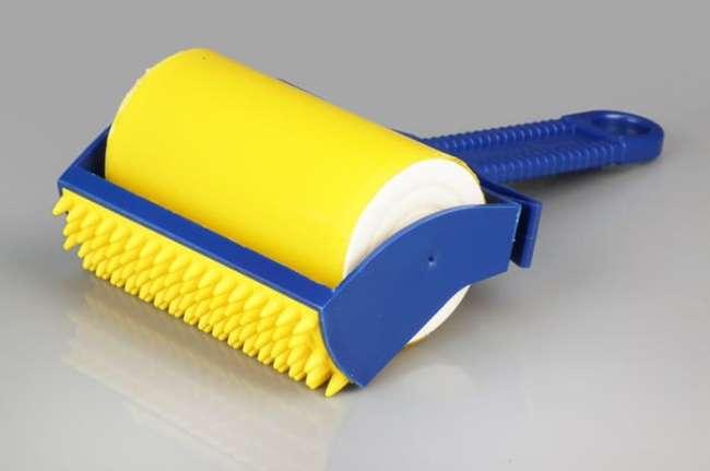 Некоторые варианты оснащены резиновой щёточкой для лучшего удаления загрязнений
