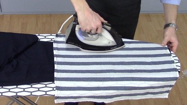 Вместо марли используйте тонкое полотенце