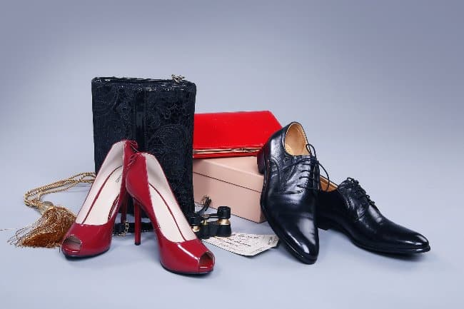 Не все параметры мужских туфель соответствуют значениям женских пар