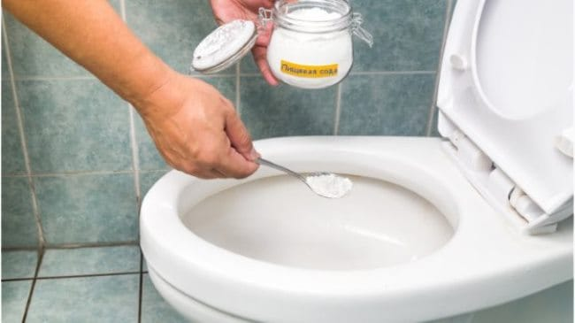 Используйте соду в качестве чистящего средства