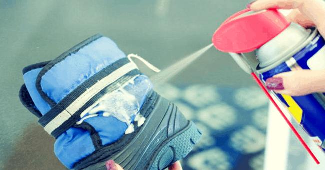 Обувь не промокает во время зимней слякоти или сезона дождей