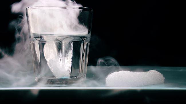 Бурная реакция кристаллизации означает, что все идет по плану
