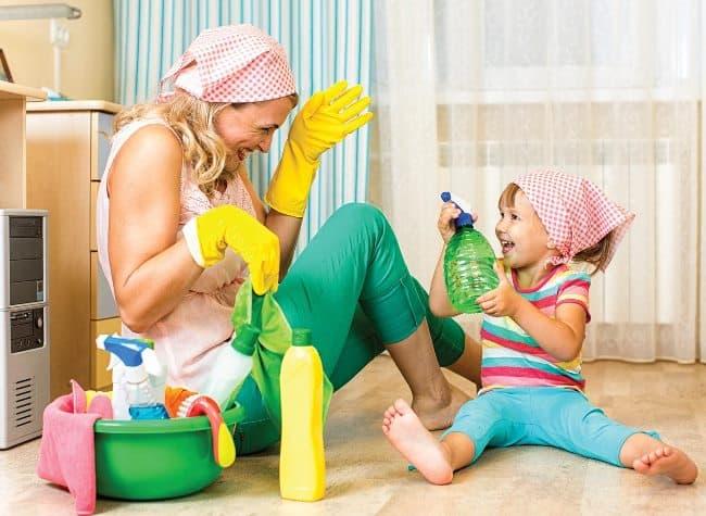 Дети любят выполнять «взрослые» задачи