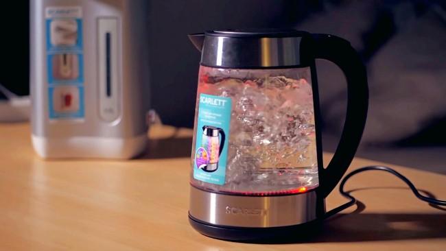 Для тех кто пьет мало чая, подойдет и обычный чайник