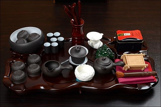 Набор посуды для китайской чайной церемонии