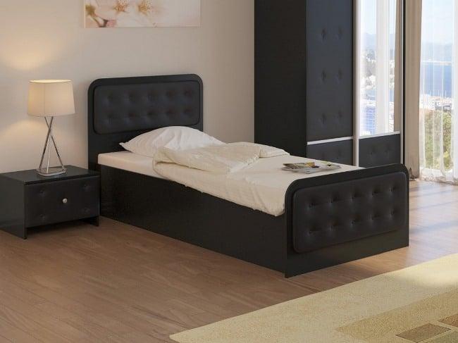 Такие кровати подойдут для детей, подростков, невысоких людей средней комплекции