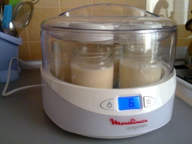 Живые бактерии, которые содержит закваска, ферментируют сахар, находящийся в молоке, делая из него йогурт