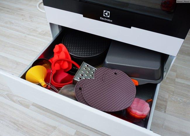 Хранения кухонной утвари