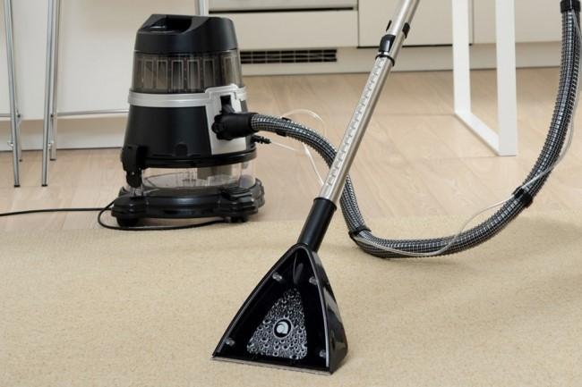 Качество очистки моющим пылесосом ощутимо лучше