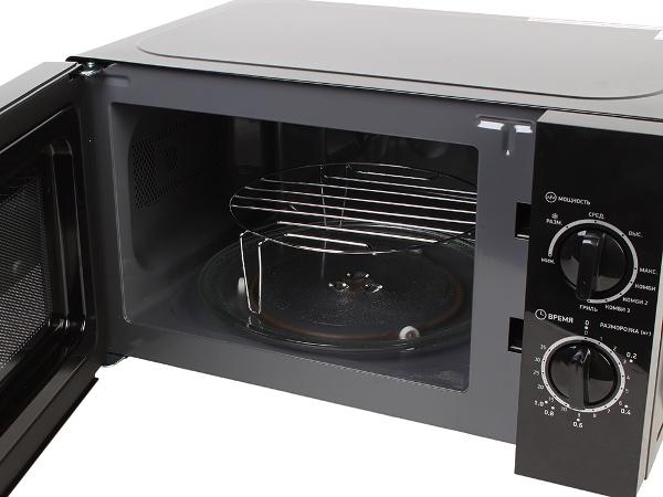 максимальная температура в микроволновой печи