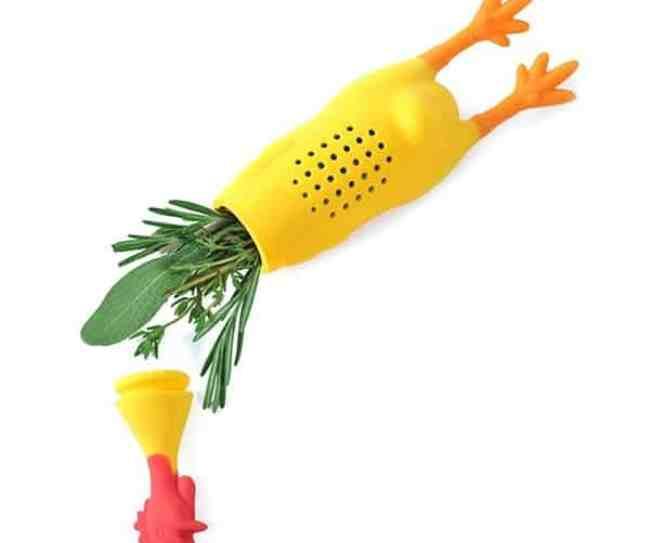 Роль крышки-заглушки выполняет голова «цыпленка»