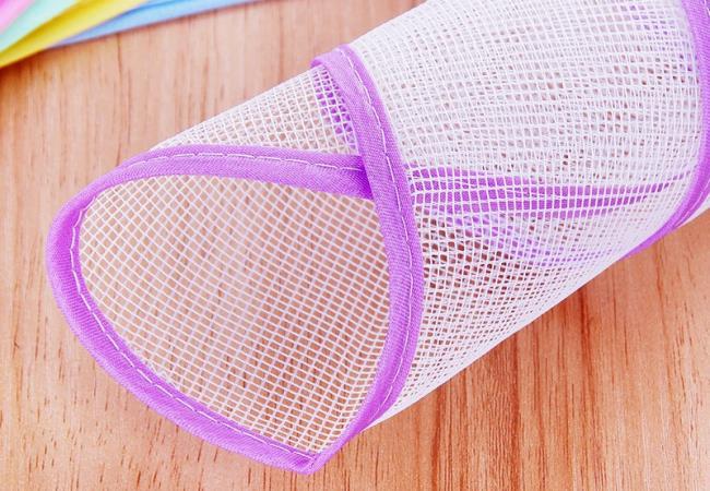 Сетка для глажки – удобная, практичная альтернатива обычной марле