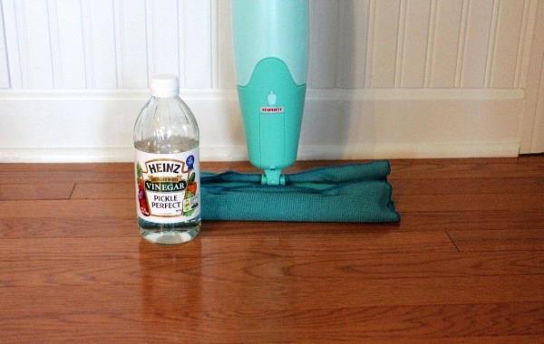 Для мытья приготовьте специальный раствор