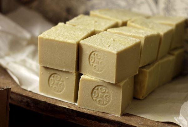 Кастильское мыло состоит на 90% из оливкового масла