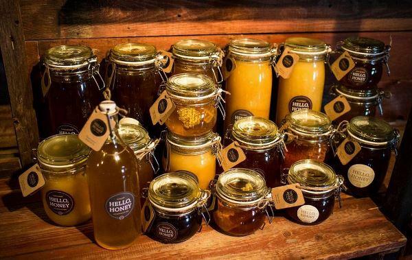 Мед лучше хранить в неотапливаемом подвале