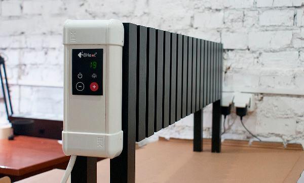 Парокапельная технология по форме напоминает обычную батарею