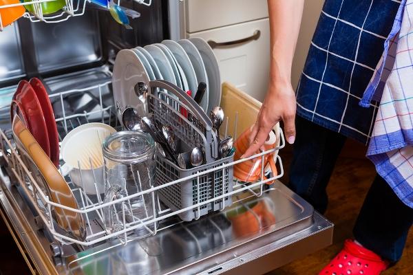 Соблюдайте правильную расстановку посуды