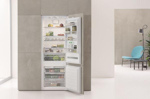 Двухкамерный холодильник привычная необходимость больших семей