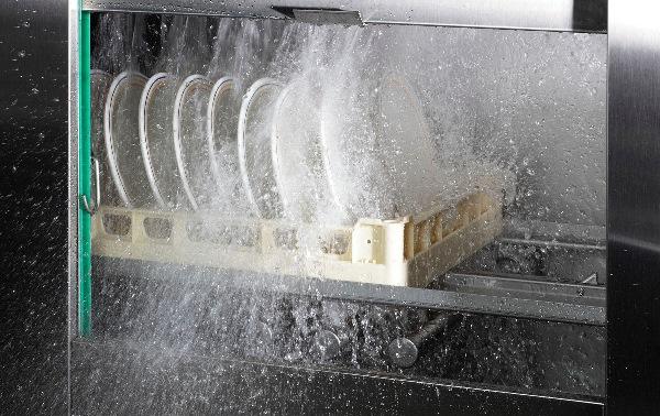 Посудомоечная машина не может остужать воду