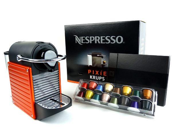 Капсульный кофе довольно дорогой