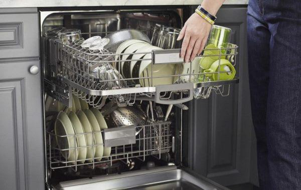 Соблюдайте правила расстановки посуды