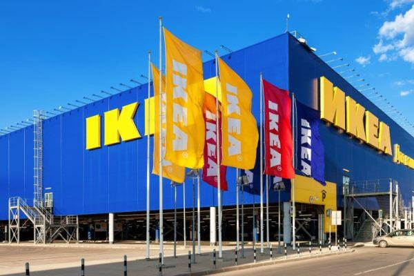 В IKEA открыты пункты сбора