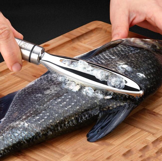 рыба с крупной чешуей