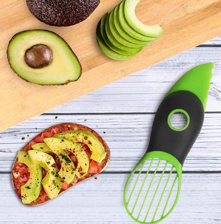 нож для чистки авокадо