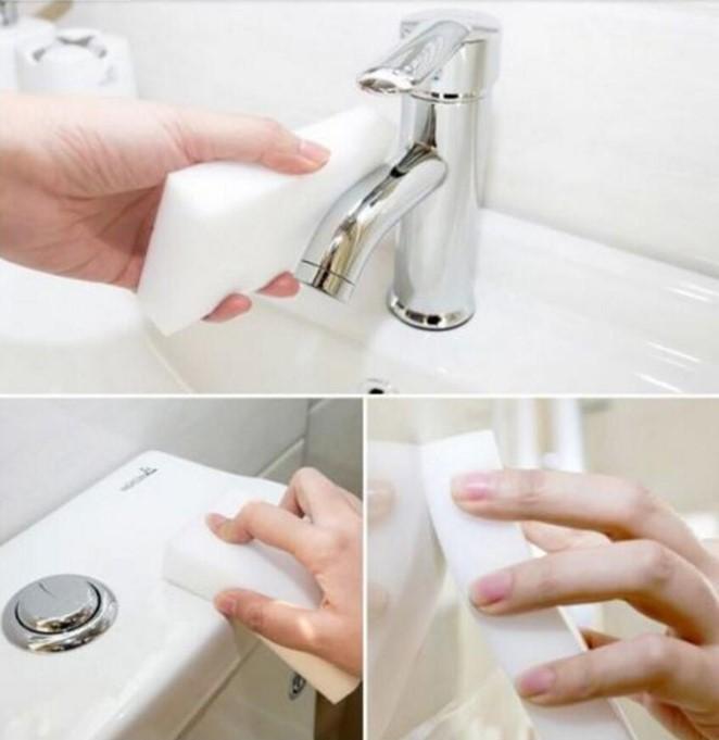 чистим сантехнику