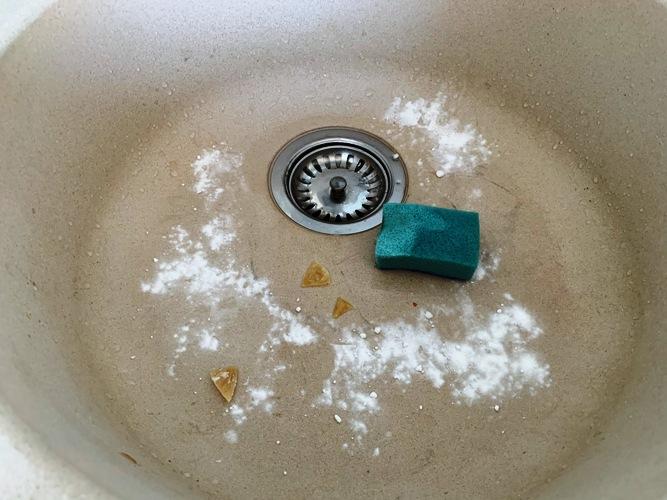 мыло и сода