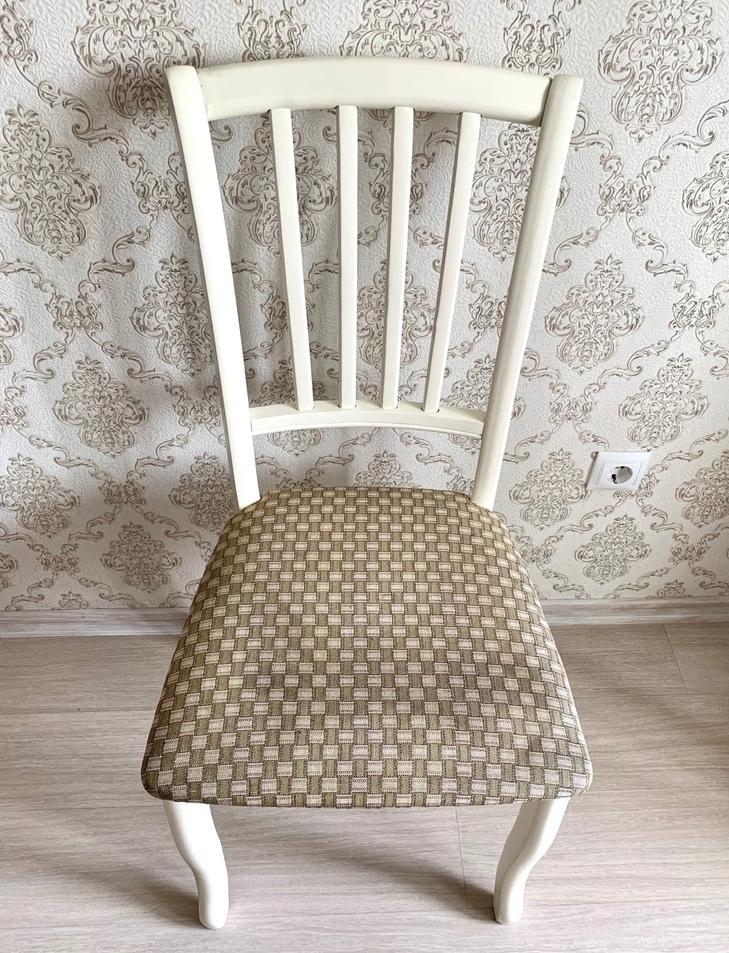 мокрый стул