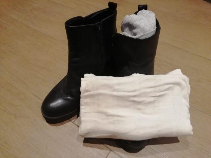 используем влажную ткань