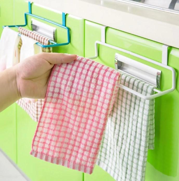 меняем кухонные полотенца каждый день