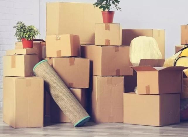 Переезд коробки