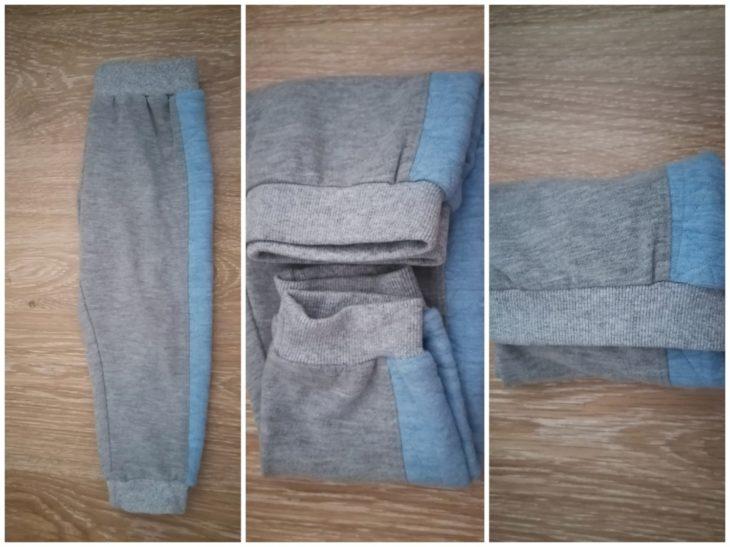брюки складываем