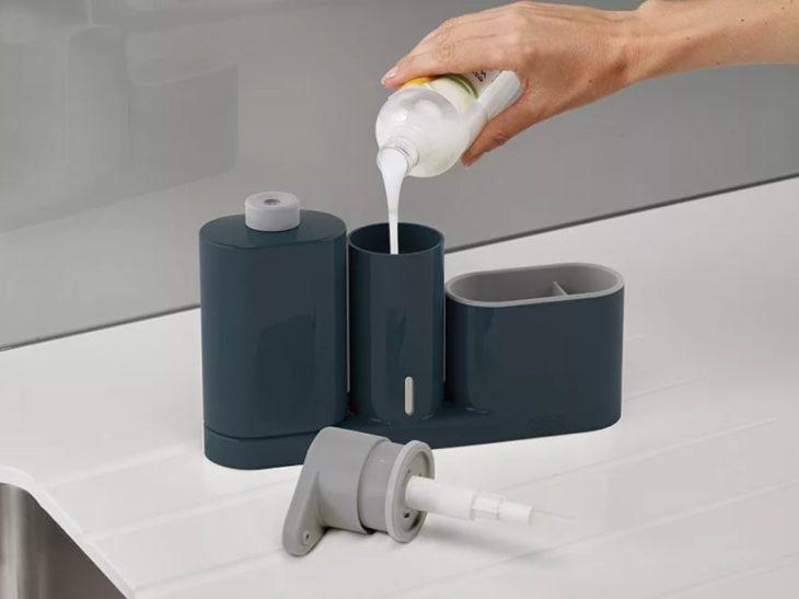 дозаторы для мыла и моющего средства