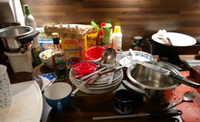 минусы совмещения кухни с гостиной