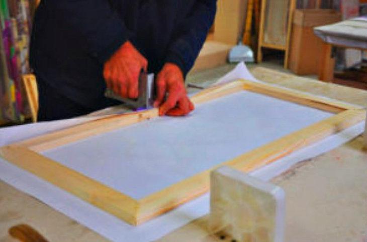 рамка для картины своими руками