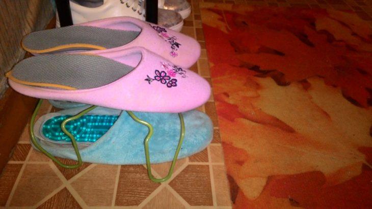 подставки для обуви своими руками