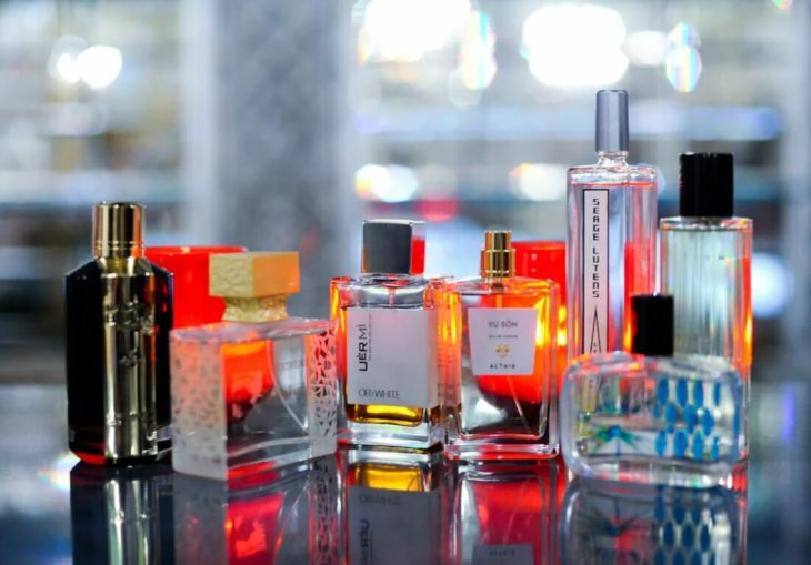 любимый запах духов