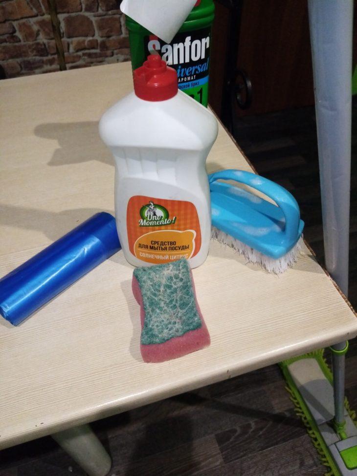 средства для чистки бильярдного стола