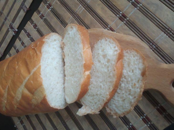 замороженный хлеб, как свежий