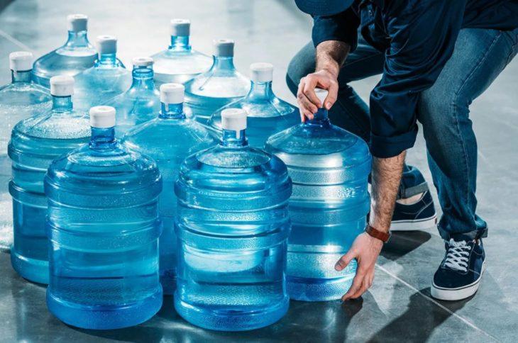бутилированная вода для дома