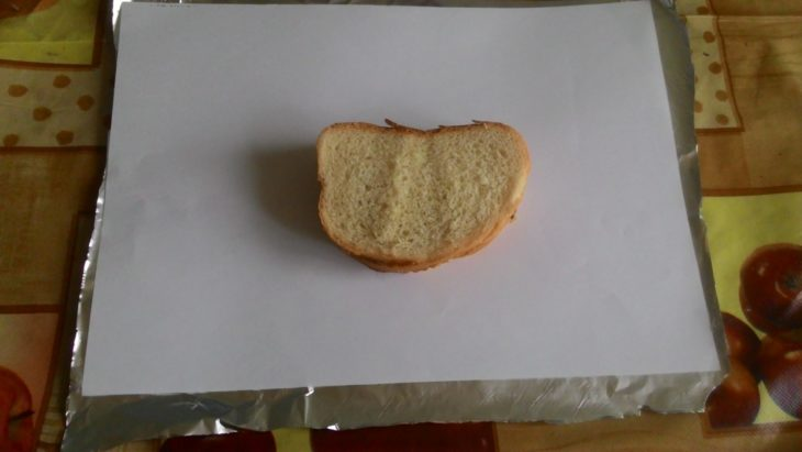 заворачиваем бутерброд правильно