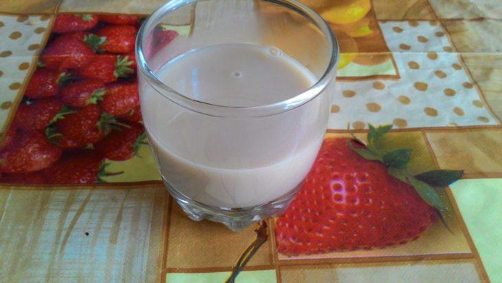 овсяное молоко своими руками