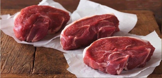 хранение говядины