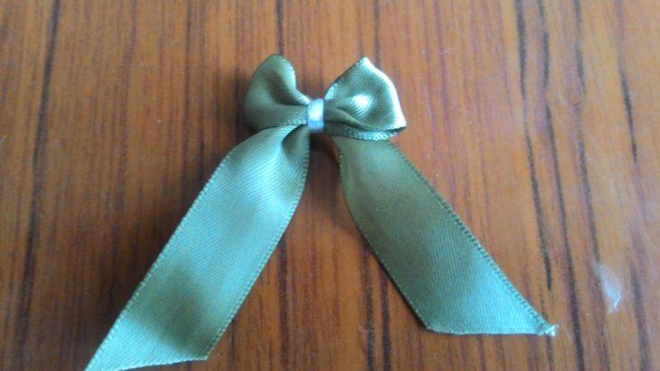 бантик для подарочной упаковки